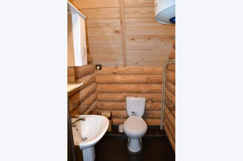 Дом, 84 кв.м. на 8 человек, 2 спальни, переулок Прибрежный, 28, Заозерное - Фотография 26