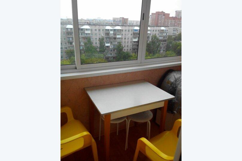 1-комн. квартира, 32 кв.м. на 5 человек, Линейная улица, 33/1, Новосибирск - Фотография 2