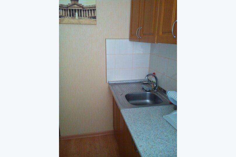 1-комн. квартира, 32 кв.м. на 5 человек, Линейная улица, 33/1, Новосибирск - Фотография 10