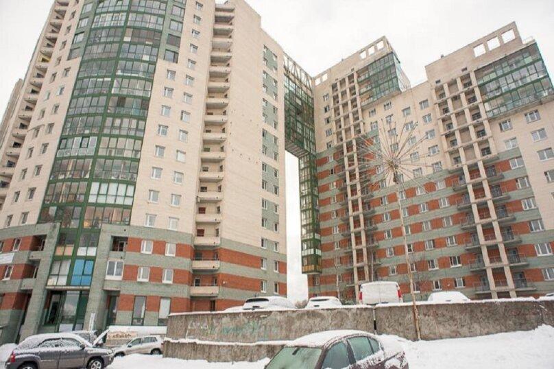 1-комн. квартира, 39 кв.м. на 4 человека, проспект Тореза, 95, Санкт-Петербург - Фотография 12
