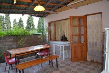 Большая дачка , 70 кв.м. на 6 человек, 2 спальни, улица Луговского, 7, Симеиз - Фотография 1