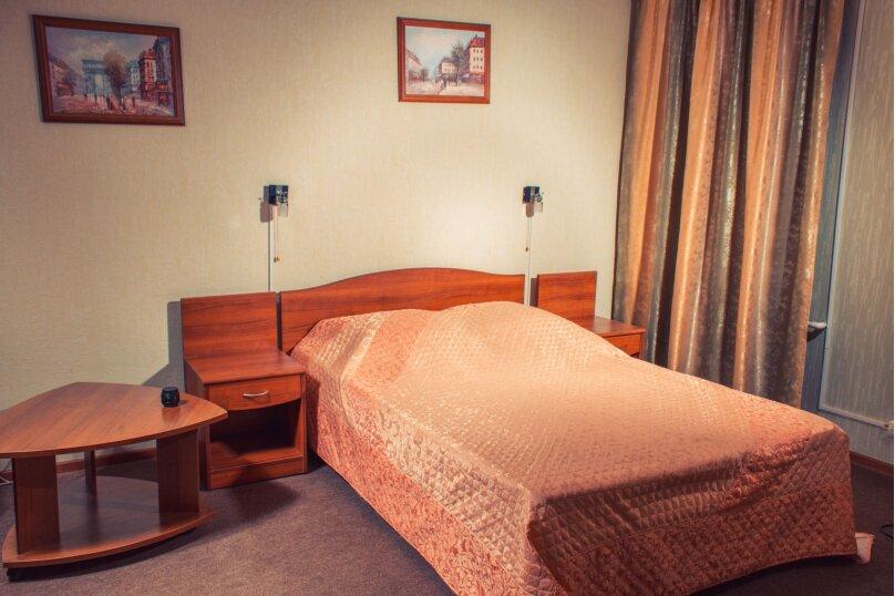 Двухместный номер комфорт с двуспальной кроватью, 948 км Трассы Москва-Волгоград, 948, Волгоград - Фотография 1