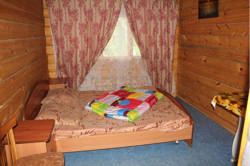 Отдельно стоящий домик на 2 человек, Партизанская улица, 21, Листвянка - Фотография 1
