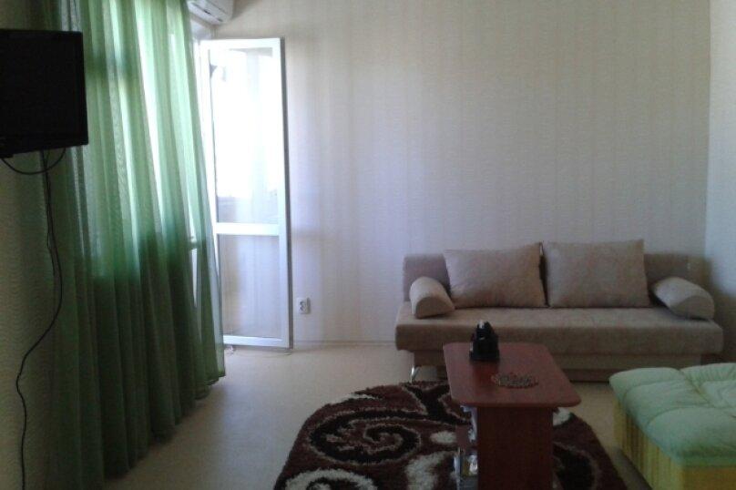 3-комн. квартира, 105 кв.м. на 6 человек, Коммунальная улица, 5, Судак - Фотография 3