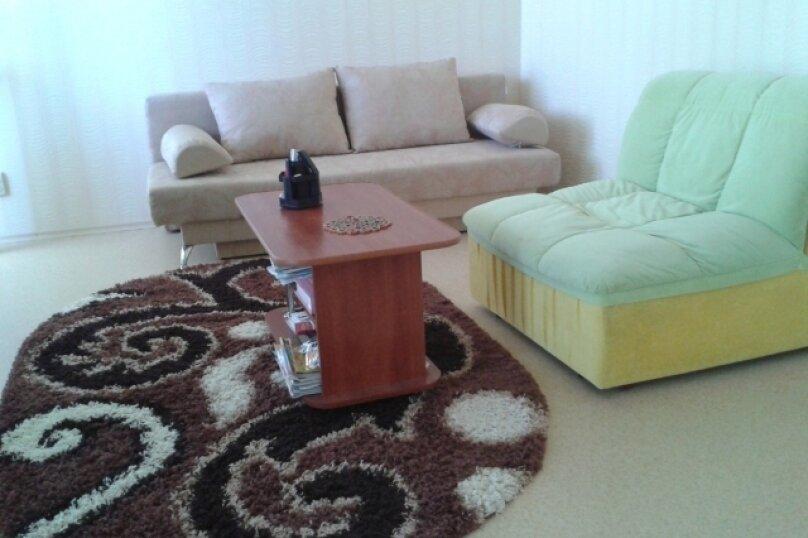 3-комн. квартира, 105 кв.м. на 6 человек, Коммунальная улица, 5, Судак - Фотография 4
