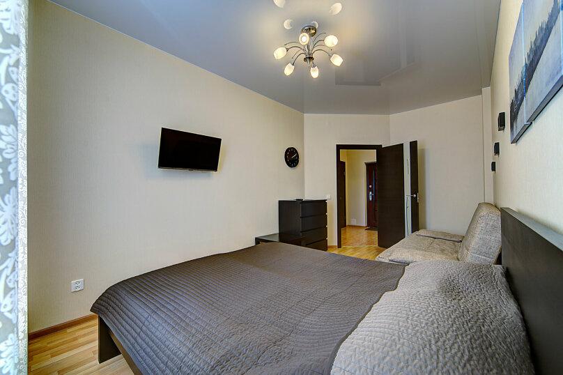 1-комн. квартира, 35 кв.м. на 4 человека, Коломяжский проспект, 15к1, Санкт-Петербург - Фотография 2