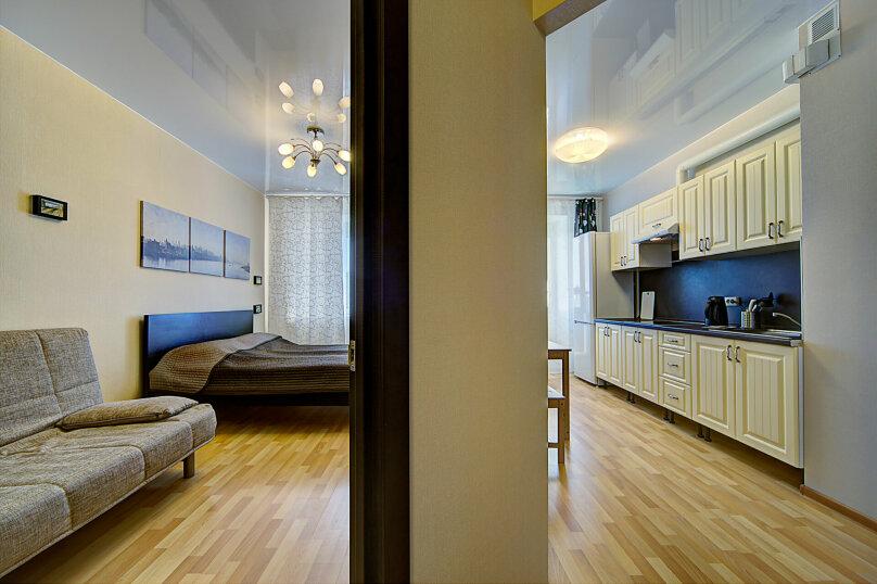 1-комн. квартира, 35 кв.м. на 4 человека, Коломяжский проспект, 15к1, Санкт-Петербург - Фотография 6