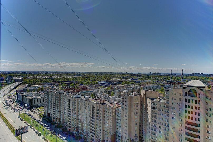 1-комн. квартира, 35 кв.м. на 4 человека, Коломяжский проспект, 15к1, Санкт-Петербург - Фотография 12