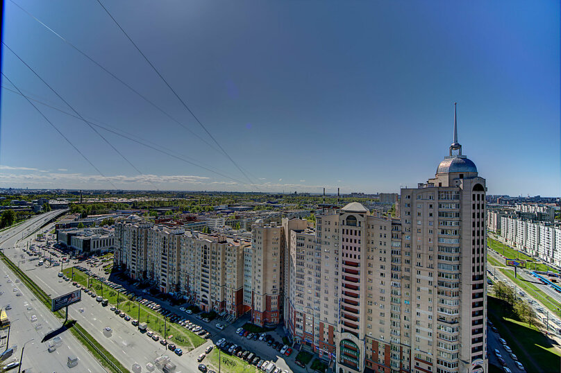 1-комн. квартира, 35 кв.м. на 4 человека, Коломяжский проспект, 15к1, Санкт-Петербург - Фотография 13