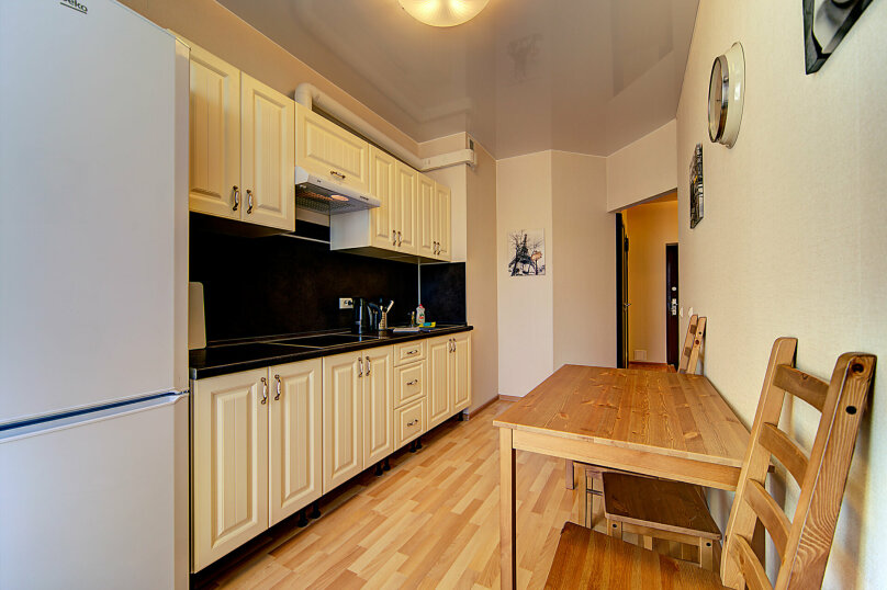 1-комн. квартира, 35 кв.м. на 4 человека, Коломяжский проспект, 15к1, Санкт-Петербург - Фотография 15