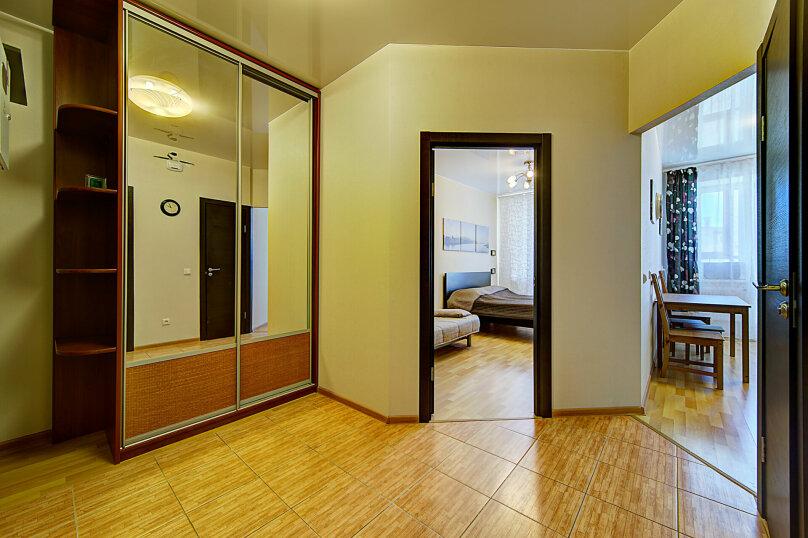 1-комн. квартира, 35 кв.м. на 4 человека, Коломяжский проспект, 15к1, Санкт-Петербург - Фотография 17