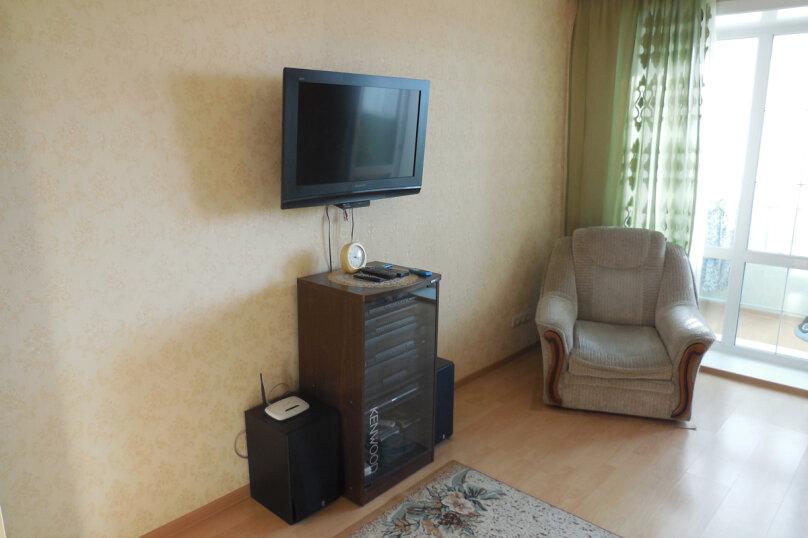1-комн. квартира, 42 кв.м. на 2 человека, Амурский бульвар, 66, Хабаровск - Фотография 10