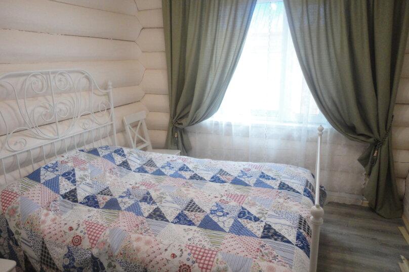 Дом, 110 кв.м. на 7 человек, 3 спальни, д. Устье Тулоксы, ул.Набережная, 42, Олонец - Фотография 21
