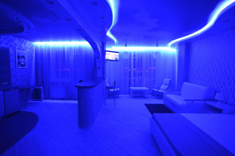 1-комн. квартира, 48 кв.м. на 3 человека, проспект Революции, 9А, Воронеж - Фотография 5