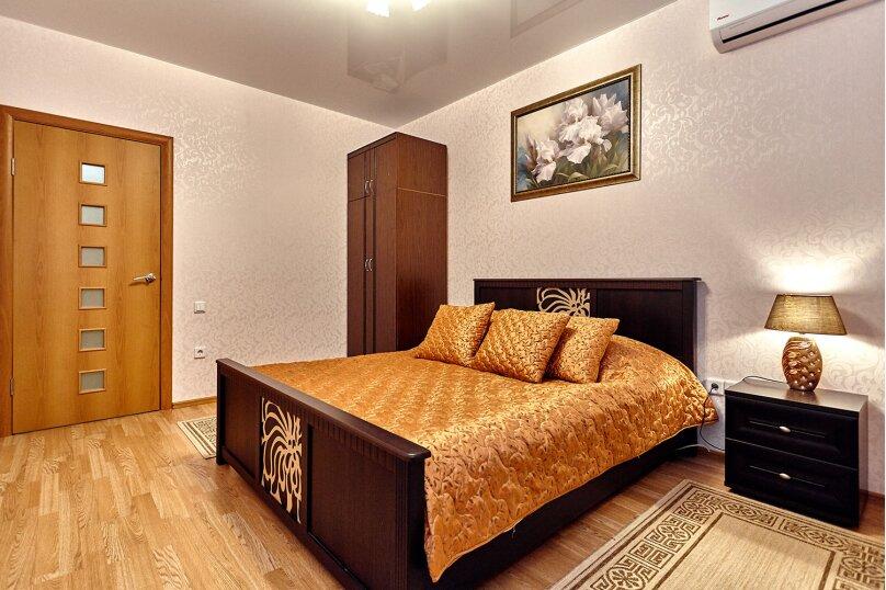 2-комн. квартира, 64 кв.м. на 3 человека, улица Соколова, 86/1, Краснодар - Фотография 3