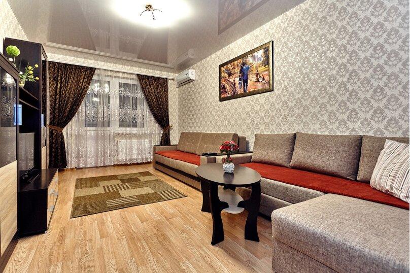 2-комн. квартира, 64 кв.м. на 3 человека, улица Соколова, 86/1, Краснодар - Фотография 4