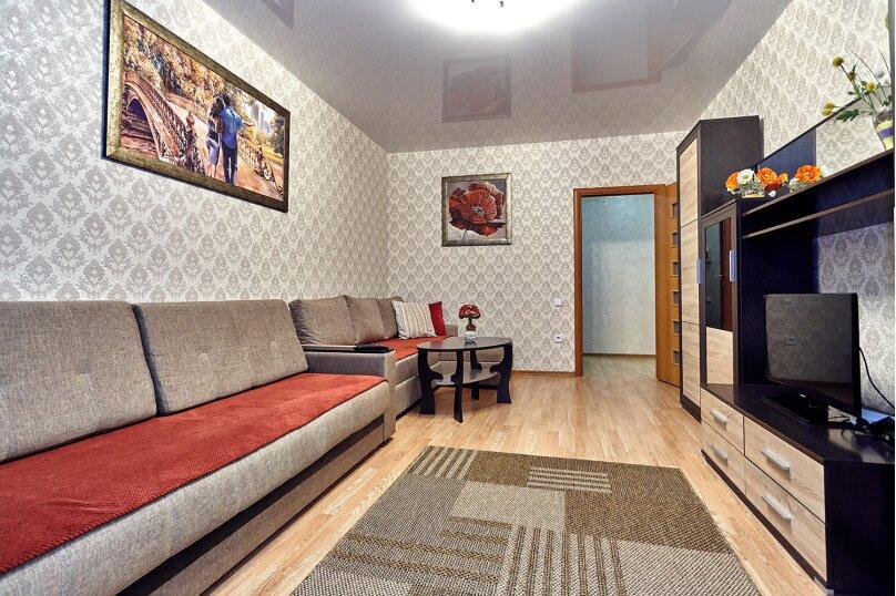 2-комн. квартира, 64 кв.м. на 3 человека, улица Соколова, 86/1, Краснодар - Фотография 5
