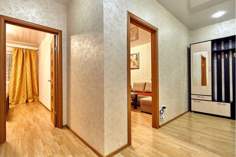 2-комн. квартира, 64 кв.м. на 3 человека, улица Соколова, 86/1, Краснодар - Фотография 11