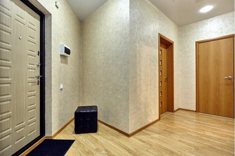 2-комн. квартира, 64 кв.м. на 3 человека, улица Соколова, 86/1, Краснодар - Фотография 12