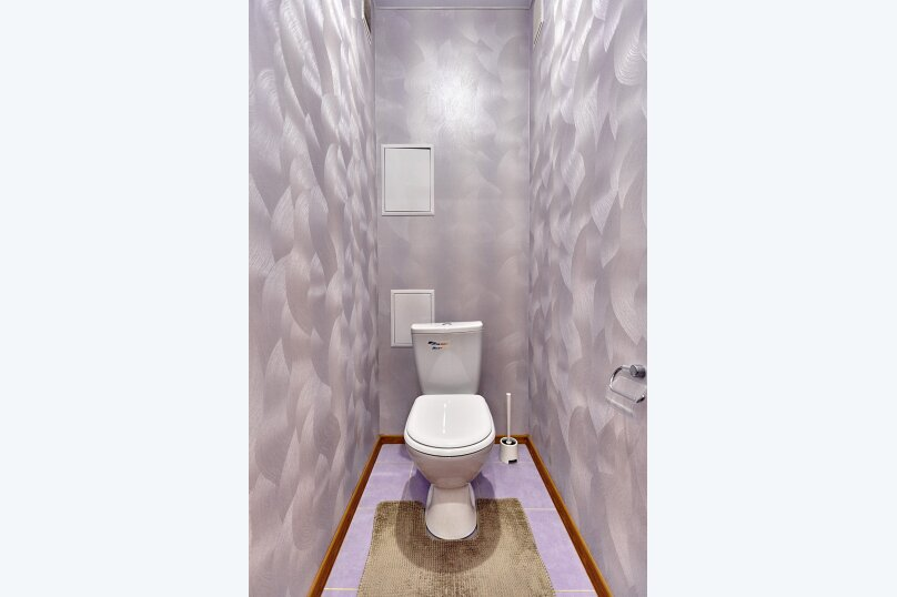 2-комн. квартира, 64 кв.м. на 3 человека, улица Соколова, 86/1, Краснодар - Фотография 16