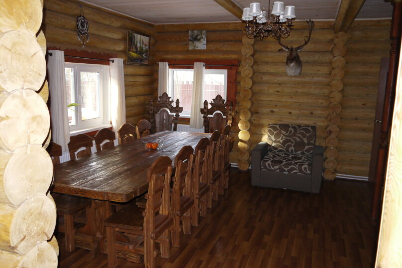 Дом, 270 кв.м. на 15 человек, 5 спален, поселок Медвежьи Озера, 1, Щелково - Фотография 11