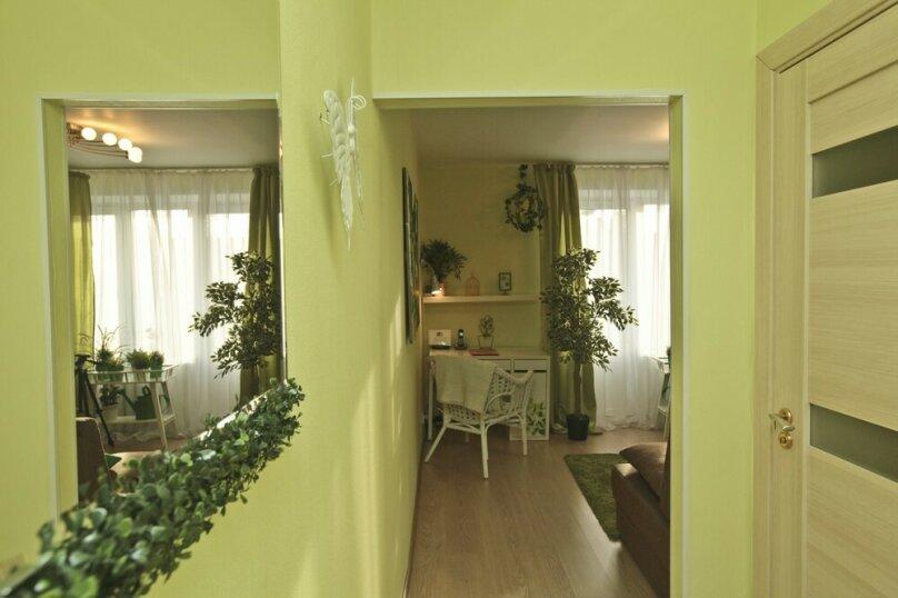 2-комн. квартира, 37 кв.м. на 4 человека, Грузинский переулок, 10, Москва - Фотография 22