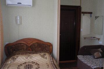 Домик с видом на море, 18 кв.м. на 3 человека, 1 спальня, Ялтинская, 18, Алупка - Фотография 1