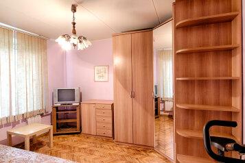 2-комн. квартира, 40 кв.м. на 5 человек, Большой Рогожский переулок, Москва - Фотография 1