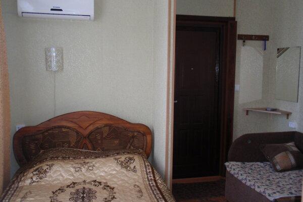 Домик с видом на море, 18 кв.м. на 3 человека, 1 спальня