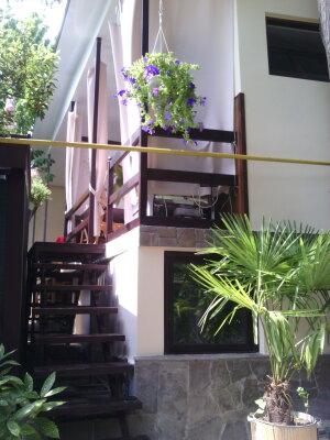 1-комн. квартира, 30 кв.м. на 4 человека, Отрадная улица, 1, Отрадное, Ялта - Фотография 1