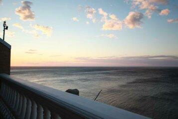 Эллинг в 10 метрах от моря в Алупке, 160 кв.м. на 5 человек, 2 спальни, улица Ленина, Алупка - Фотография 1