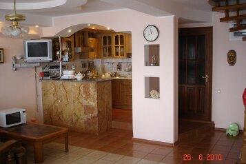 Эллинг с 4 отдельными спальнями, максимум 8 - 9 человек, 300 кв.м. на 8 человек, 4 спальни, улица Ленина, Алупка - Фотография 3