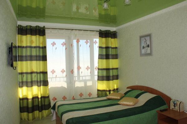 Комфортабельный номер на 2 человека. С видом на море и горы.            , 35 кв.м. на 2 человека, 1 спальня, улица Кузериных, 11, Алупка - Фотография 1