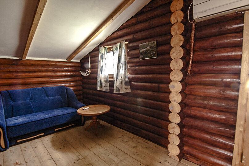 Дом из бруса в 3-х уровнях, 120 кв.м. на 8 человек, 3 спальни, СТ Плюшко-2, 11, Севастополь - Фотография 5