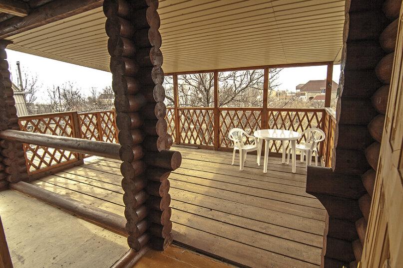 Дом из бруса в 3-х уровнях, 120 кв.м. на 8 человек, 3 спальни, СТ Плюшко-2, 11, Севастополь - Фотография 6