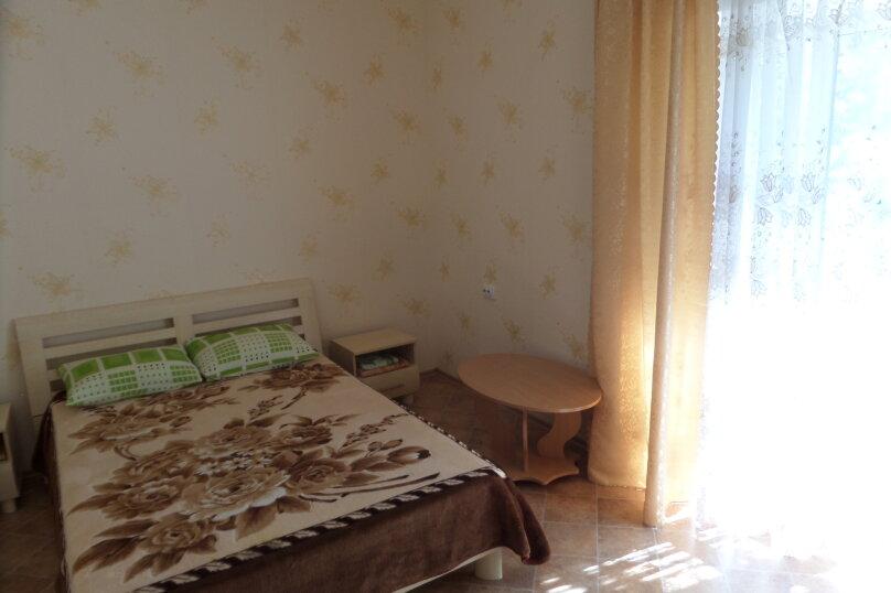 Номер со всеми  удобствами  на 2 этаже №4, улица Айвазовского, 7, Коктебель - Фотография 1