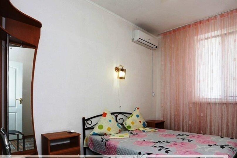2-х комнатный, 4-х местный стандарт улучшенный, улица Морозова, 59, поселок Приморский, Феодосия - Фотография 1