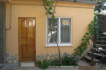 1 этаж однокомнатный под ключ, 22 кв.м. на 3 человека, 1 спальня, Русская улица, Феодосия - Фотография 1