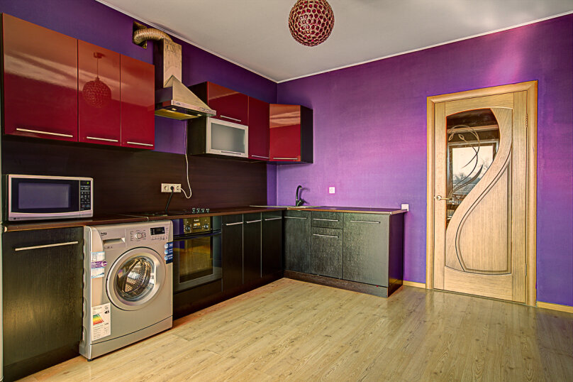 2-комн. квартира, 80 кв.м. на 4 человека, Студенческая улица, 12А, Воронеж - Фотография 2