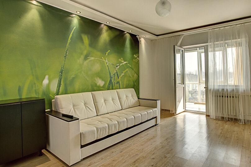 2-комн. квартира, 80 кв.м. на 4 человека, Студенческая улица, 12А, Воронеж - Фотография 6