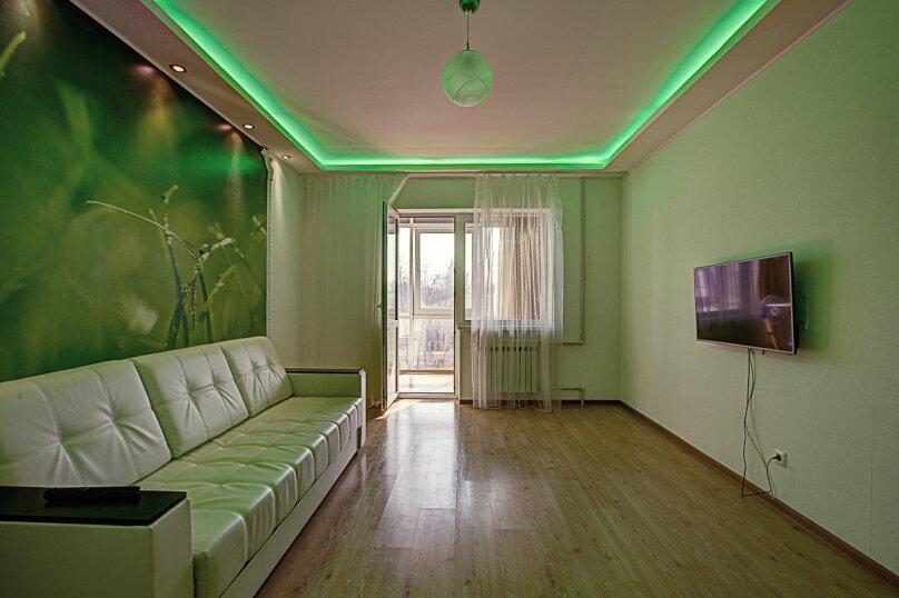 2-комн. квартира, 80 кв.м. на 4 человека, Студенческая улица, 12А, Воронеж - Фотография 7