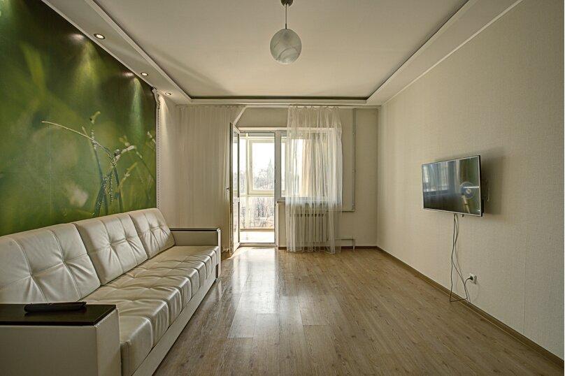 2-комн. квартира, 80 кв.м. на 4 человека, Студенческая улица, 12А, Воронеж - Фотография 9