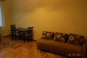 2-комн. квартира, 55 кв.м. на 4 человека, Басария, Сухуми - Фотография 1