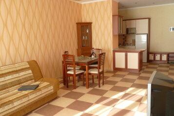 2-комн. квартира, 80 кв.м. на 5 человек, улица Авиаторов, Кача - Фотография 1