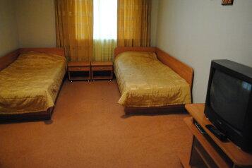 Полулюкс трехместный:  Номер, Стандарт, 1-местный, 2-комнатный, Гостиница, проспект Мира на 24 номера - Фотография 4