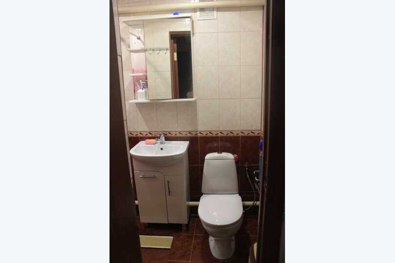 4х месный номер на 1 этаже, 60 кв.м. на 4 человека, 1 спальня, пр.Сигнальный, 1, Ольгинка - Фотография 5