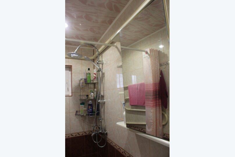 4х месный номер на 1 этаже, 60 кв.м. на 4 человека, 1 спальня, пр.Сигнальный, 1, Ольгинка - Фотография 6