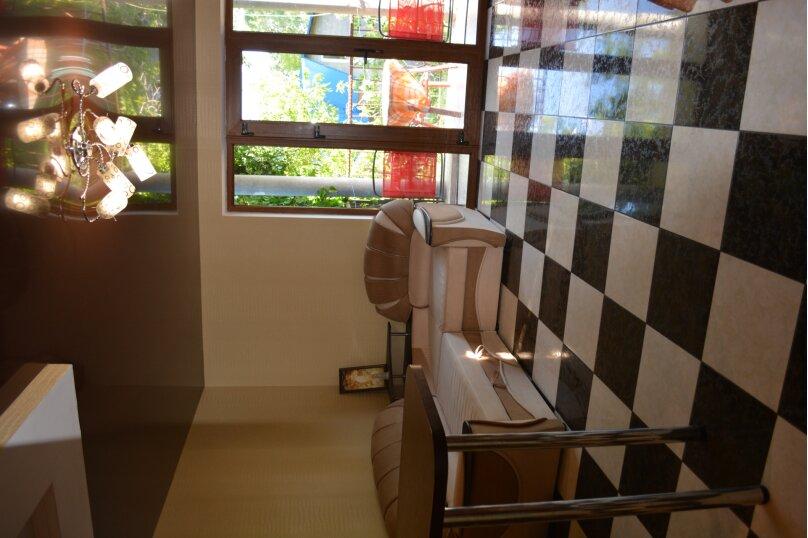 Однокомнатный номер люкс с кухней. , Кореизское шоссе, 12б, Мисхор - Фотография 12