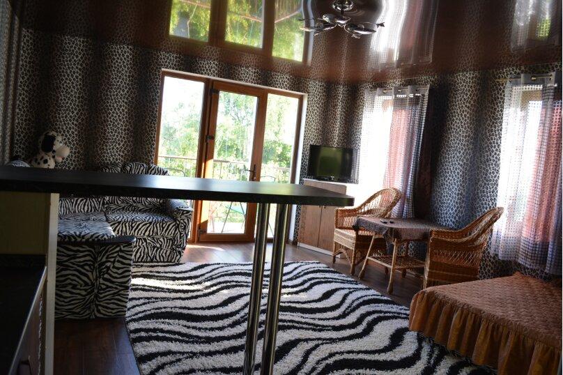 Новый трех комнатный дом вместимостью до 10человек, 150 кв.м. на 10 человек, 3 спальни, Кореизское шоссе, 12б, Мисхор - Фотография 8