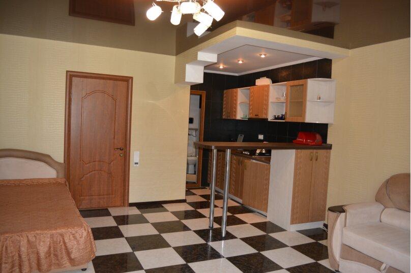 Новый трех комнатный дом вместимостью до 10человек, 150 кв.м. на 10 человек, 3 спальни, Кореизское шоссе, 12б, Мисхор - Фотография 12